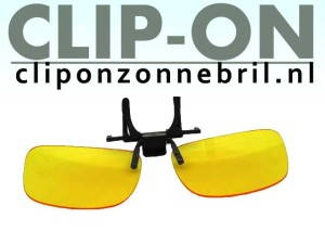 Nachtbril Clip-on