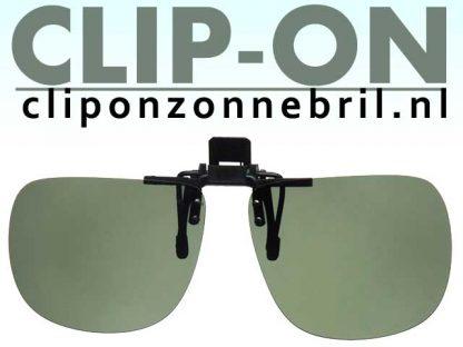 Sunny groen clip-on