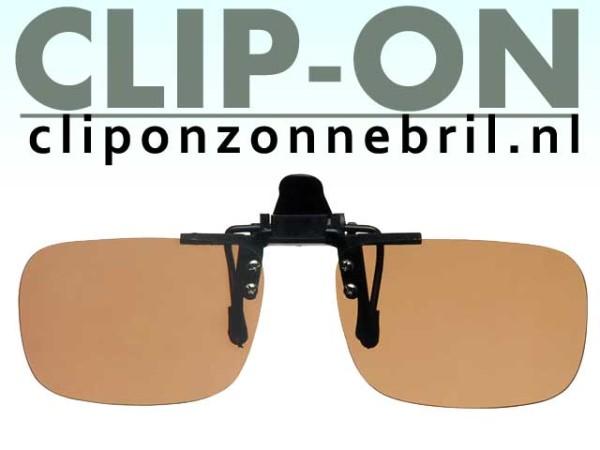 Sunday clip-on zonnebril