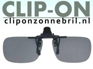 clip-on sunday zonnebril