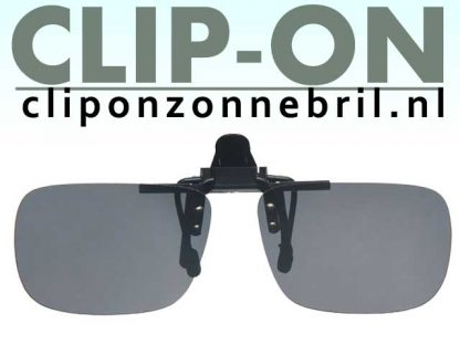 clip-on sunday zonnebril