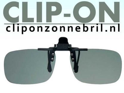 sunday zonnebril clip-on