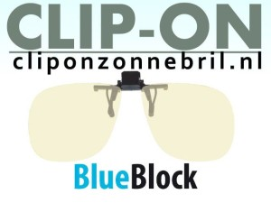 BlueBlocker Computerbril