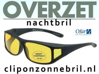 Ofar voorzetbril nachtbril