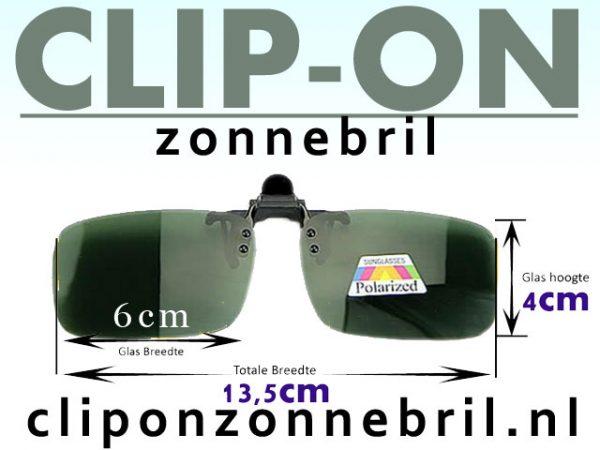 clip on zonnebrillen