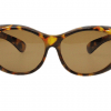Overzet zonnebril Havanna Glossy