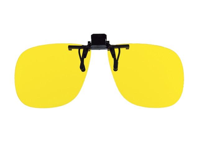 Waarom je een nachtbril met gele glazen in je auto moet hebben liggen